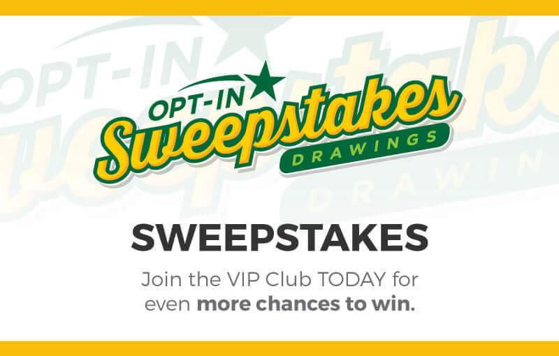 Opt-In Sweepstakes Drawings